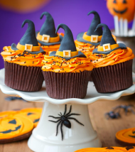 A Good Witch's Cupcakes